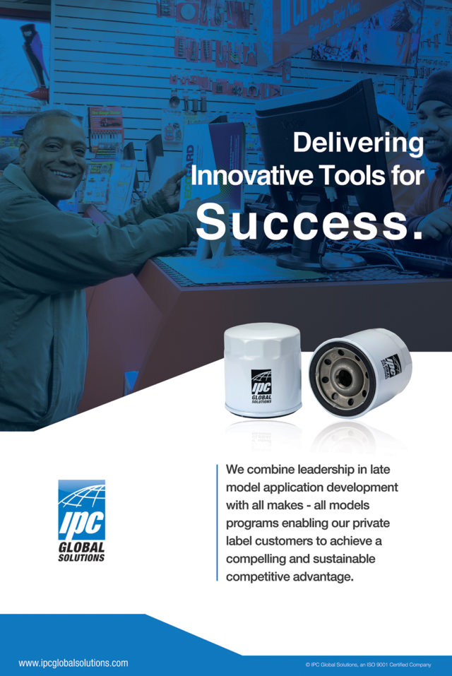 matt wilson poster design for ipc global solutions